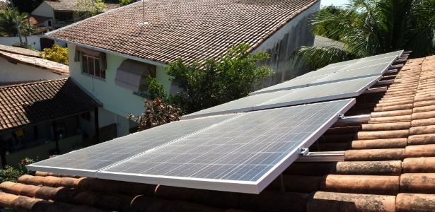 Geradores Solares Individuais