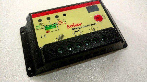 Controlador de carga Ysmart Tech PWM 10I-ST