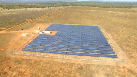 Not 237 Cias Energia Solar Sol Central
